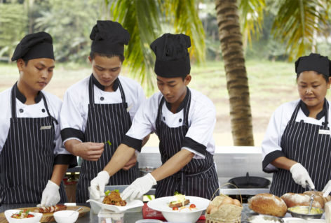 top chefs in our restaurant