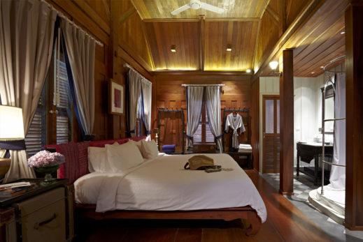 Superior room burasari heritage hotel