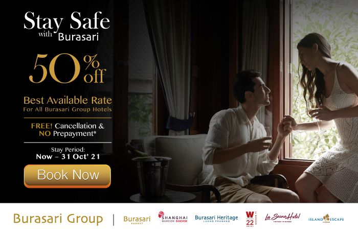 Stay Safe with Burasari Offer